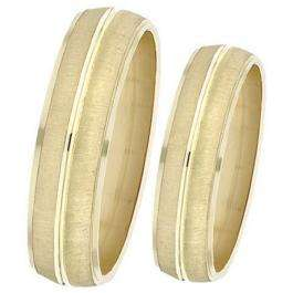 14k Yellow Gold Men's Ladies Unisex Ring Fancy Wedding Band 6MM Domed Plain Shiny Polished Traditional Fit (Available in Sizes 4 to 12)